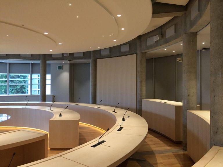 Salle du conseil - Hôtel de ville de Genas