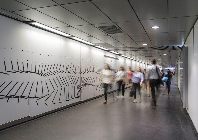 Station de métro Part-Dieu