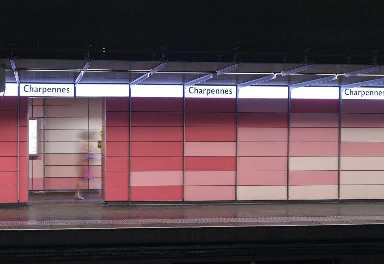 Station de métro Charpennes